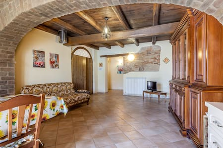 Historical country house -1 bedroom - Montefalco - Apartment