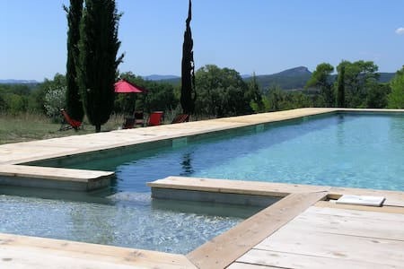 Bed & breakfast near to Uzès - Potelieres - Bed & Breakfast