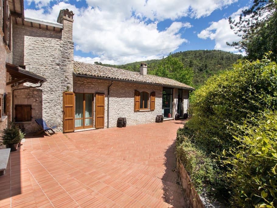 La Villa Spoleto | Country House