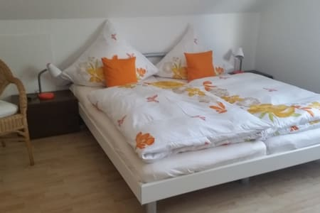 Gemütliches Zimmer mit Terrasse - Casa