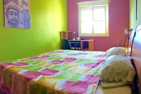 Apartamento acolhedor e simpático - Lejlighed