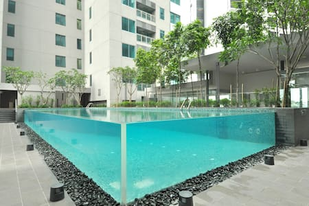 Summer Suites KLCC - Condominium