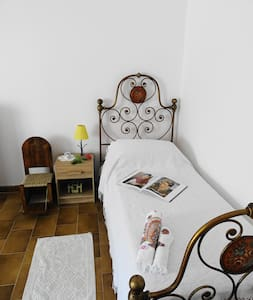 B&B Casa Frida: Camera letti singoli Casa Azul - Bed & Breakfast