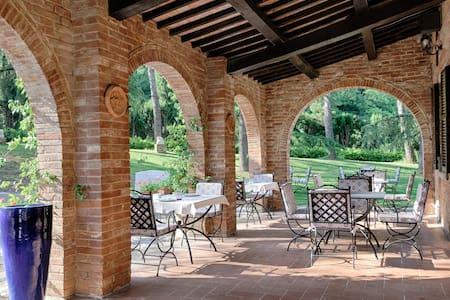 Zafferano - Poggio Sant'Angelo - Cortona - Bed & Breakfast