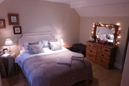 Coach House Bed & Breakfast - Moreton-in-Marsh - Bed & Breakfast