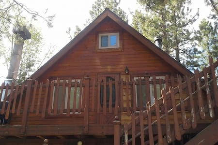 Lakeside Creek Getaway Chalet  - Green Valley Lake - Cabin