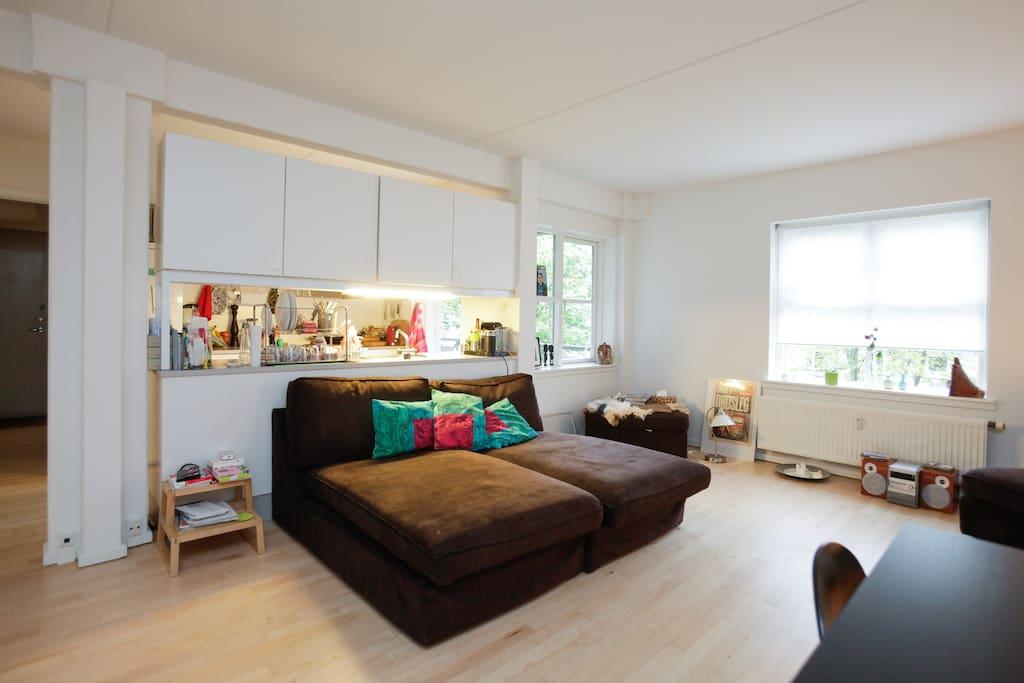 Charming & cozy single city bedroom