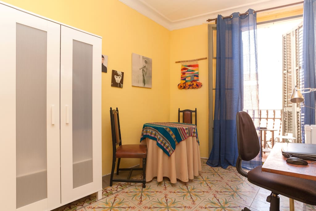 DOUBLE ROOM Barrio Gracia