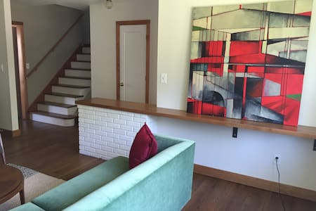 Mid-century Modern Home in Historic Asbury Park - Σπίτι