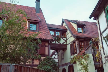 """La Passerelle"" - Kaysersberg - House"