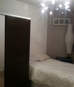 Double room available for traveller - Apartment