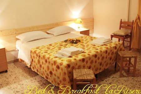 B&B La Riserva Camera Gialla - Isoletta - Bed & Breakfast