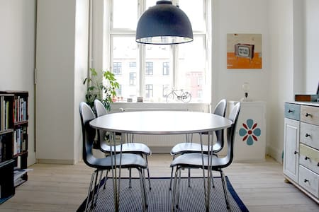 Bright & Charming with Sunny Garden - Frederiksberg
