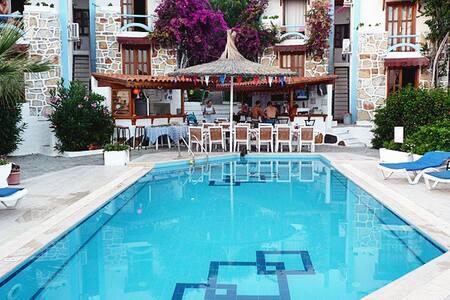 Bodrum Town Apartment 503