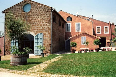 A nice studio in old Farm House - Civita Castellana - Bed & Breakfast