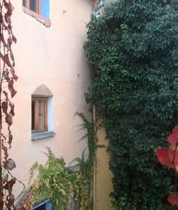 Casona de tres plantas,cerca de rio - Berbinzana - Casa