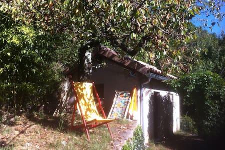 Un cabanon d'Ardèche - Faugères - Huis