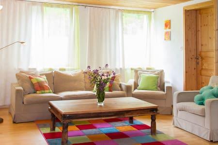 Gemütliche Wohnung im Grünen - Altstätten - Apartmen