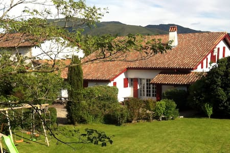 Ecological, cute, calm appt. in the Basque Country - Louhossoa