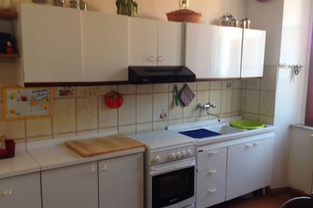Tipical Tuscany flat in old town - Castagneto Carducci - Appartement