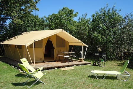 LODGE NATURE 1 tout confort (Lot) - Tent