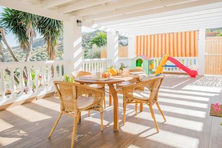 Villa in Andalucia near beach natur - Torrox - Casa de campo
