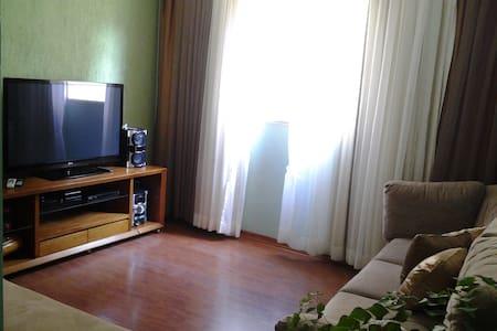 Apartment Belo Horizonte World Cup - Daire