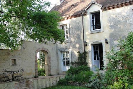 Chambre d'hôtes 1 en un beau jardin - Saint-Fulgent-des-Ormes - Rumah