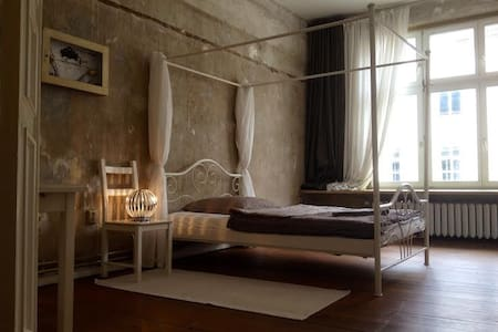 Beautiful big Room in Berlin-Mitte - Berlin - Apartment