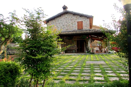 Apartment in the mountains - 6 beds - Montefortino - Huoneisto