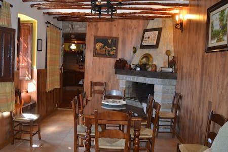 2931003*15* Casa rural La Rincona - Villanueva de Algaidas - Huoneisto
