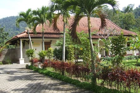 GH Rumah Senang - Huis waar je je prettig voelt - Kalibaru - Appartamento