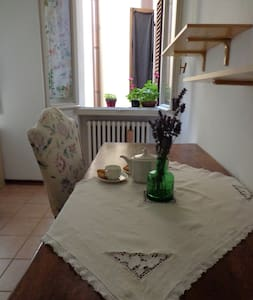 Lovely large single room - city centre - Bologna - Apartment