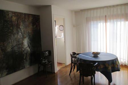 Appartement familial 4 pièces à Sceaux (92). - Byt