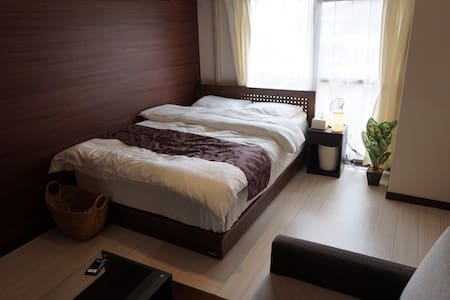1*Elegant & Cozy Peace Park 10min walk! Hiroshima - Appartement