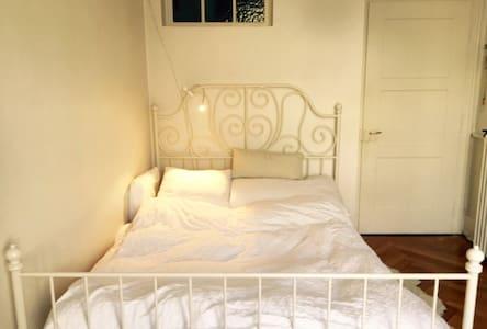 Schöne und zentrale Altbauwohnung - Biel - Wohnung