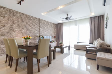 Penang Sea View Condo. - Condominium