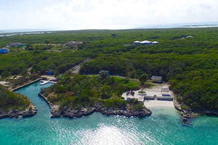 Private Waterfront Estate with Boat - Hartswell - Casa
