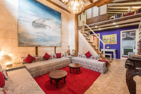 oriental Riad in  Madrid heart . - Madrid - Loft