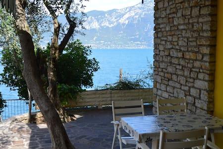 appartamento fronte lago - Brenzone sul Garda - Apartment
