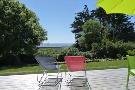 maison vue mer - Plogoff - Haus