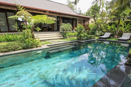 Private Luxury 2 BR Villa in Ubud