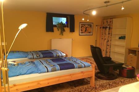 Leben im Dreiländereck-Mosel-Zimmer - Casa