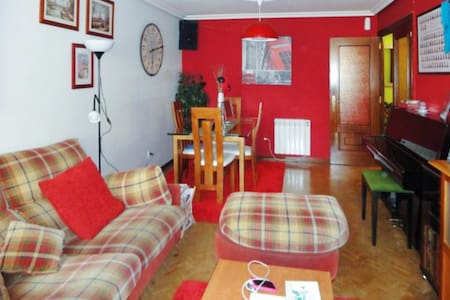 Well-appointed flat near Gijon - Langreo - Appartement