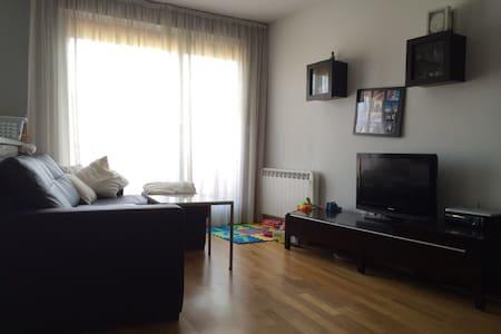 PISO CON GARAJE Y TERRAZA - Apartament