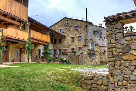 Rustic accomodation Agriturismo Antico Borgo 1 - Marostica - Bed & Breakfast