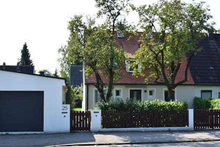 Great and cozy house munich north 5-8 persons - Munic - Casa