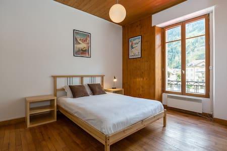 Appartement centre-ville Chamonix - Wohnung
