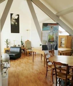Chambre en plein centre ville - Appartement