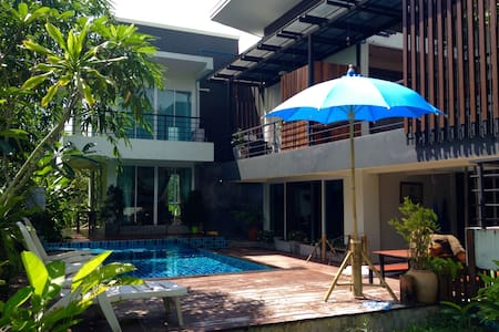 Praram's house (room with fan) - อ.หาดใหญ่
